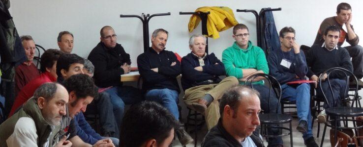 'Reunión de pastores, oveja… contenta' _ La crónica del Encuentro de Candín (I)