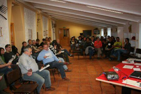 Hablando sobre el futuro de la ganadería extensiva en Las Cortas de Blas (I)