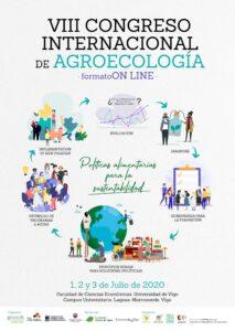 La ganadería extensiva en el VIII Congreso Internacional de Agroecología de Vigo