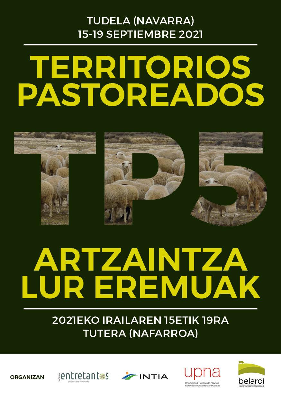 Cartel Programa Territorios Pastoreados 5